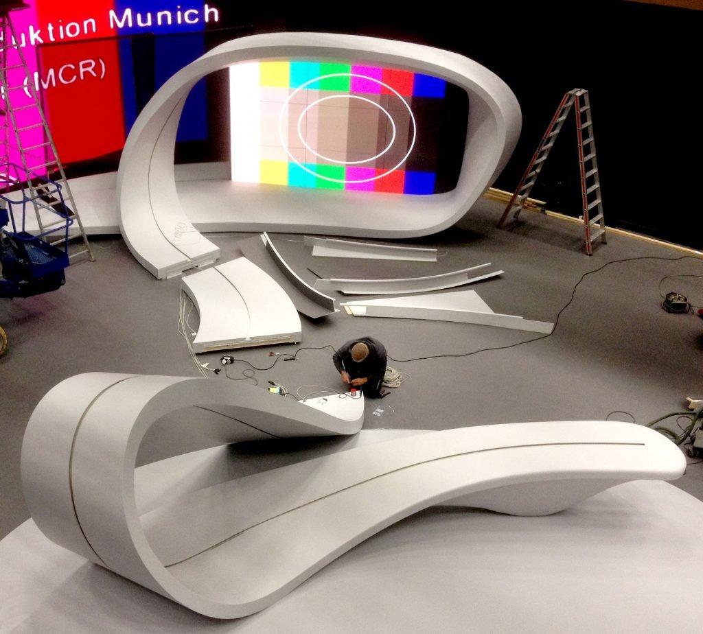 <p>Galileo, 3D CNC Fräse, Umsetzung mit Saurus, Auftraggeber: Pro 7</p>