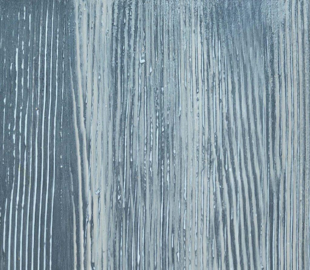 <p>blaue Holzmaserung, Kulissengestaltung</p>