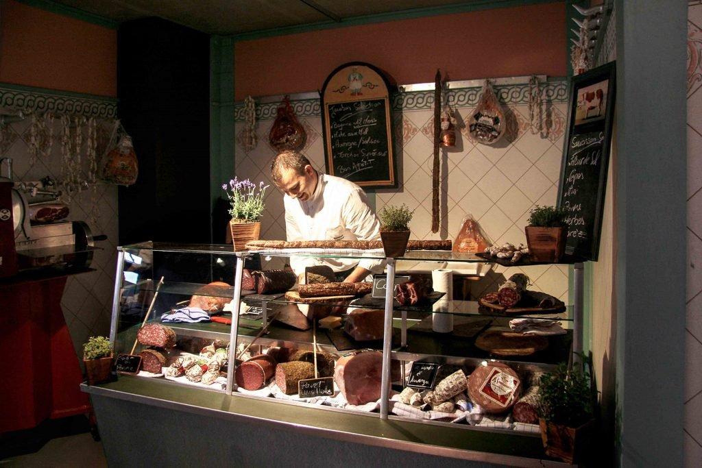<p>Saint Tropez Boucherie, dem Original nachempfunden, Eventgestaltung, Auftraggeber: DekoDesign</p>